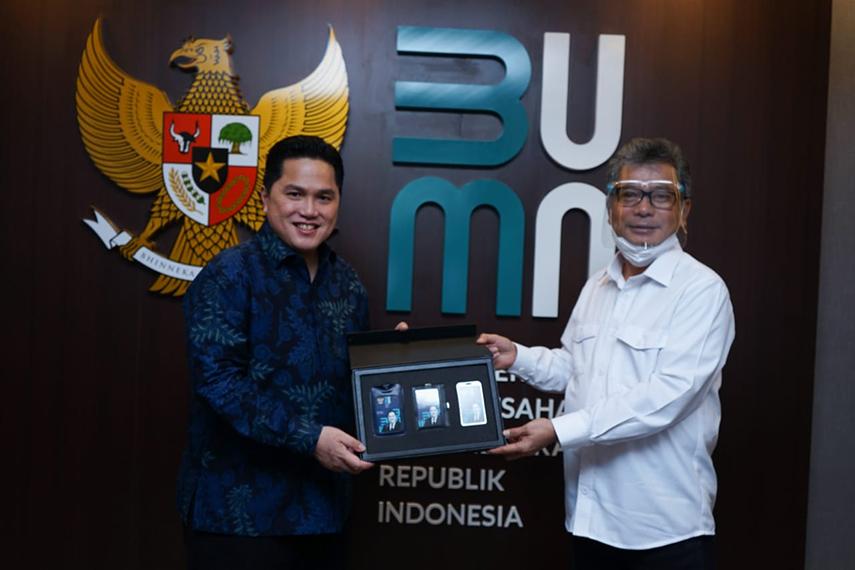 #SemangatBaruBUMN Badan Usaha Milik Negara memegang peranan penting dalam pembangunan Bangsa Indonesia