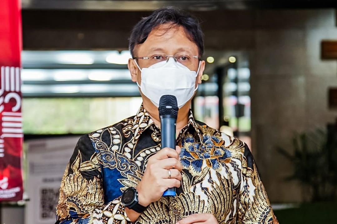 Menteri BUMN sebagai ketua pelaksana gugus tugas  Ketua Pelaksana Gugus Tugas Pemulihan Covid-19 dan Ekonomi Nasional