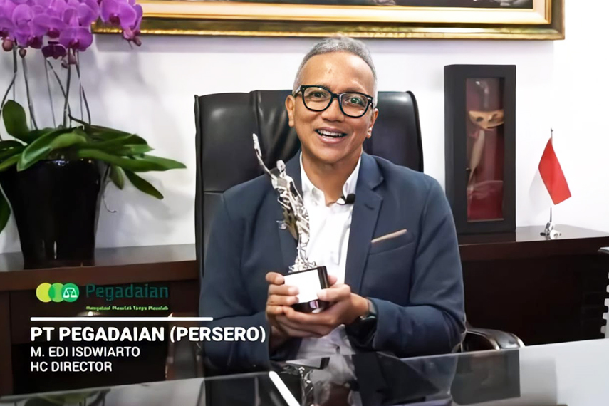 Pegadaian Raih Indonesia's Best Companies To Work For in Asia