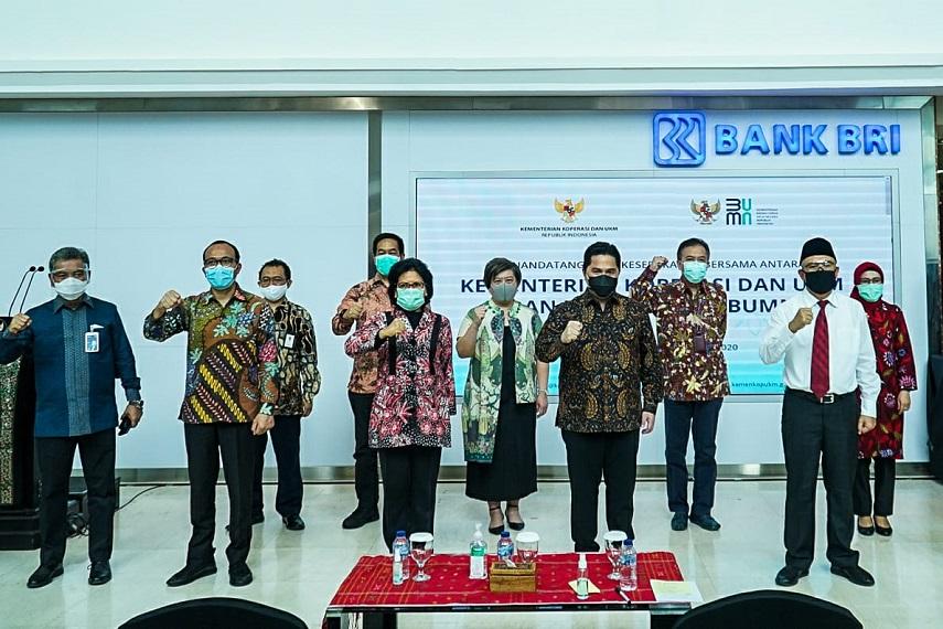 Kolaborasi Untuk UMKM Indonesia