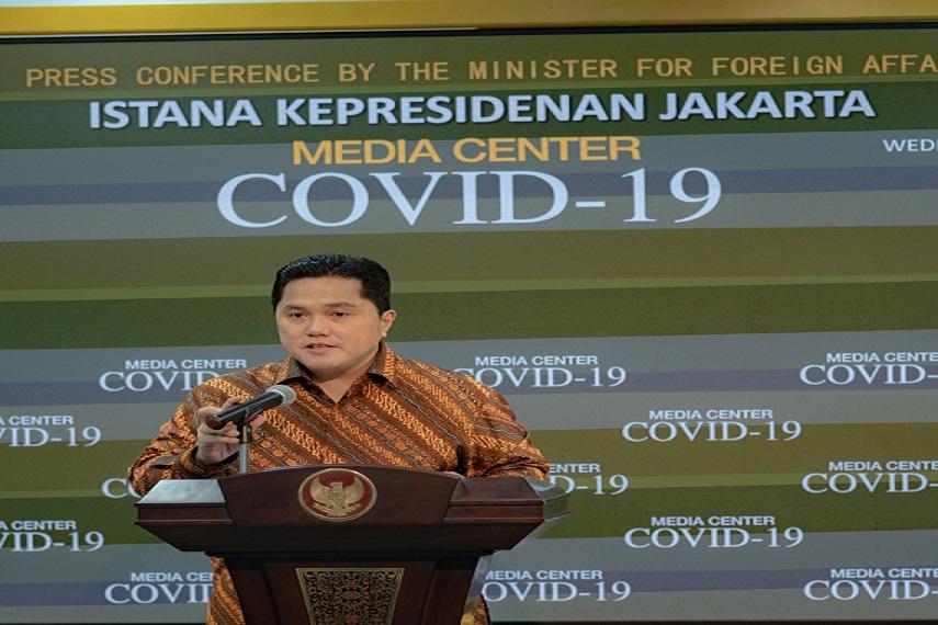 Rencana Strategis Kementerian BUMN Mendorong Ketahanan Industri Kesehatan Indonesia