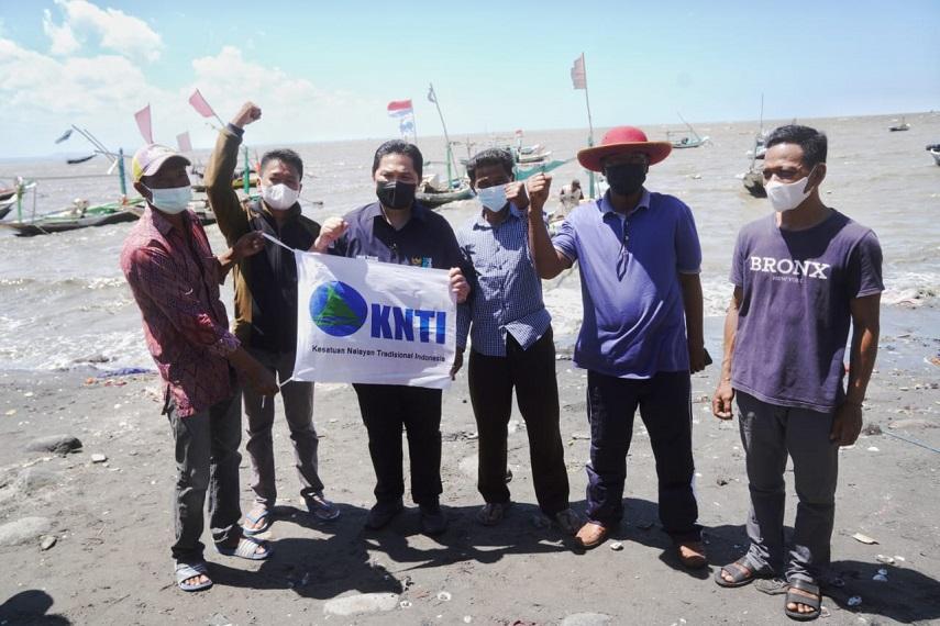 Menteri BUMN Erick Thohir Perintahkan BUMN Bantu Nelayan Agar Naik Kelas