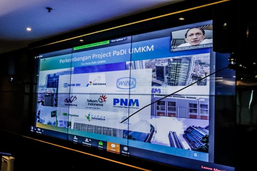Ekosistem Pasar Digital UMKM adalah Komitmen BUMN  dalam Pengembangan UMKM
